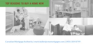 Burlington Mortgage Broker - Top Reasons to Buy a Home