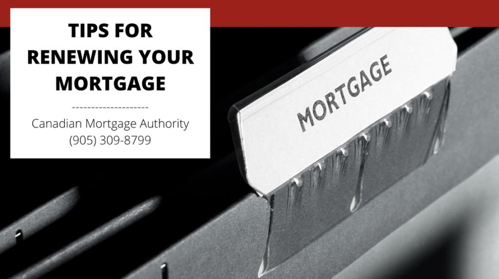 Hamilton Mortgage Broker - Renewing