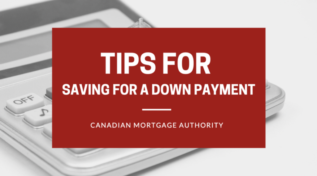 Savings for a Down Payment - Hamilton Mortgage Broker